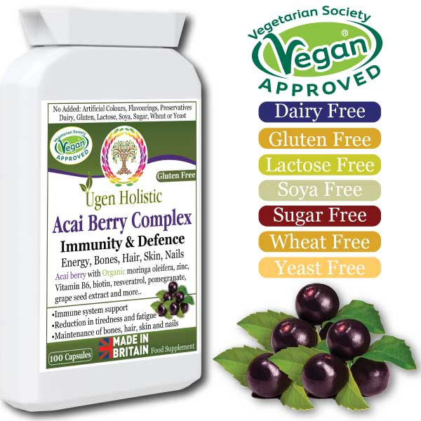 Acai Berry Complex-Immunity & Defence